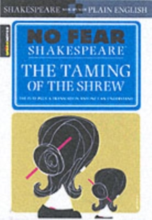The Taming of the Shrew (No Fear Shakespeare), Paperback / softback Book