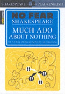 Much Ado About Nothing (No Fear Shakespeare), Paperback / softback Book
