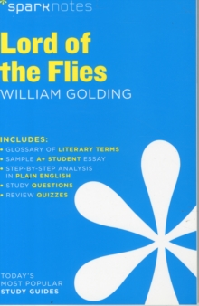 Lord of the Flies SparkNotes Literature Guide, Paperback / softback Book