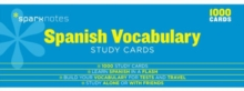 Spanish Vocabulary SparkNotes Study Cards, Cards Book