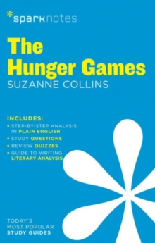 The Hunger Games (SparkNotes Literature Guide), Paperback / softback Book
