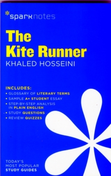The Kite Runner (SparkNotes Literature Guide), Paperback / softback Book