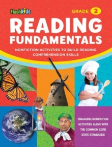 Reading Fundamentals: Grade 2 : Nonfiction Activities to Build Reading Comprehension Skills, Paperback Book