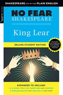 King Lear: No Fear Shakespeare Deluxe Student Edition, Paperback / softback Book