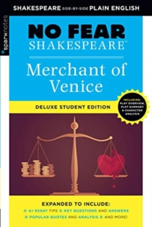 Merchant of Venice: No Fear Shakespeare Deluxe Student Edition, Paperback / softback Book