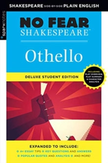 Othello: No Fear Shakespeare Deluxe Student Edition, Paperback / softback Book