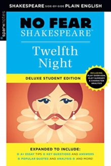 Twelfth Night: No Fear Shakespeare Deluxe Student Edition, Paperback / softback Book