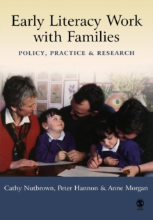 Early Literacy Work with Families : Policy, Practice and Research, Paperback / softback Book