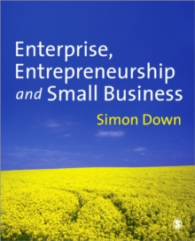 Enterprise, Entrepreneurship and Small Business, Paperback Book