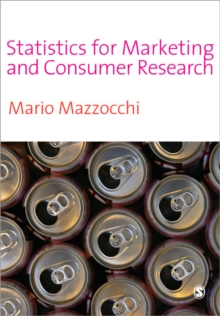 Statistics for Marketing and Consumer Research, Paperback / softback Book