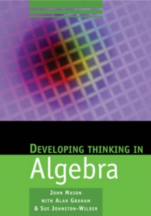 Developing Thinking in Algebra, Paperback Book