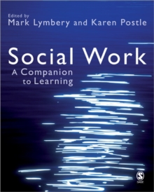 Social Work : A Companion to Learning, Paperback / softback Book