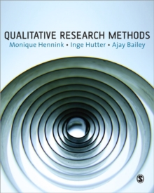 Qualitative Research Methods, Paperback / softback Book