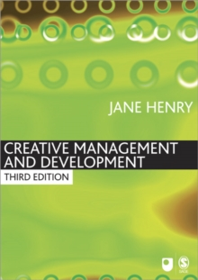Creative Management and Development, Paperback / softback Book