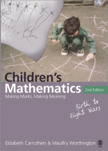 Children's Mathematics : Making Marks, Making Meaning, Paperback Book