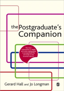 The Postgraduate's Companion, Paperback Book
