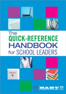 The Quick-Reference Handbook for School Leaders, Paperback / softback Book