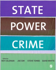 State, Power, Crime, Paperback / softback Book