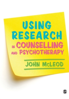 Using Research in Counselling and Psychotherapy, Paperback Book