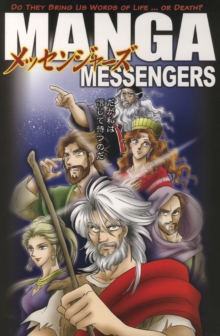 Manga Messengers, Paperback / softback Book