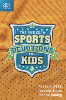 The One Year Sports Devotions for Kids, Paperback Book