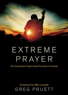 Extreme Prayer, Hardback Book