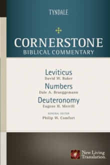 Leviticus, Numbers, Deuteronomy, EPUB eBook