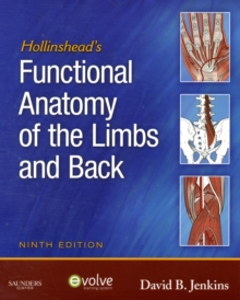 Hollinshead's Functional Anatomy of the Limbs and Back, Paperback Book