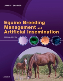 Equine Breeding Management and Artificial Insemination, Hardback Book
