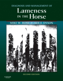 Diagnosis and Management of Lameness in the Horse, Hardback Book