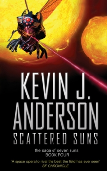 Scattered Suns, Paperback Book