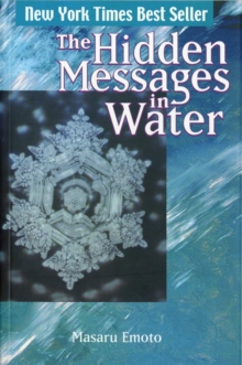 The Hidden Messages in Water, Paperback Book
