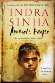 Animal's People, Paperback Book
