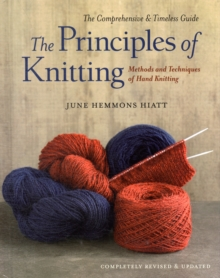 The Principles of Knitting, Hardback Book