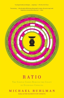 Ratio : The Simple Codes Behind the Craft of Everyday Cooking, Paperback / softback Book