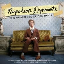 Napoleon Dynamite : The Complete Quote Book, EPUB eBook