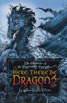 Here, There Be Dragons, Paperback / softback Book