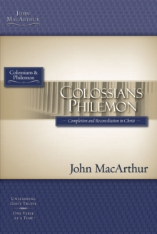 Colossians and Philemon, PDF eBook