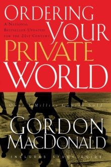 Ordering Your Private World, EPUB eBook