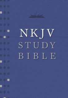 NKJV Study Bible, Hardcover : Second Edition, Hardback Book