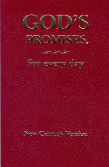 God's Promises for Every Day, EPUB eBook