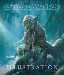 Star Wars Art: Illustration, Hardback Book