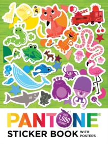 Pantone: Sticker Book with Posters, Paperback / softback Book