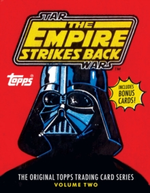 "Star Wars: The Empire Strikes Back : ""The Original Topps Trading Card Series, Volume Two"", Hardback Book"