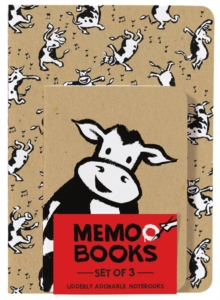 Holy Cow: Memo Books (Set of 3 Notebooks), Notebook / blank book Book