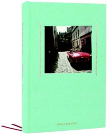 Slim Aarons: Great Escapes (Hardcover Journal: Mint Green), Hardback Book