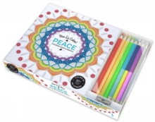 Peace (Coloring Bk & Pencil Kits); Vive Le Color, Multiple copy pack Book