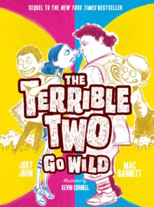 The Terrible Two Go Wild (UK edition), Paperback Book