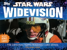 "Star Wars Widevision : ""The Original Topps Trading Card Series, Volume One"", Hardback Book"