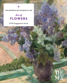 Art of Flowers 2018 Engagement Book, Calendar Book